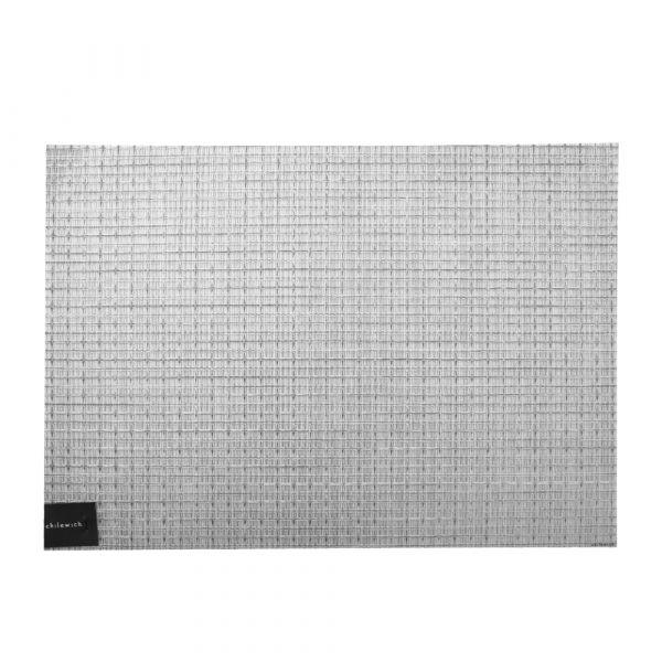 Салфетка подстановочная CHILEWICH Thistle Dove жаккардовое плетение 36x48 см 100581-001
