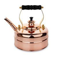 Медный чайник для плиты 1,7 л RICHMOND Heritage эдвардианской ручной работы RICHMOND NO.1
