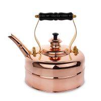 Чайник медный для индукционной плиты RICHMOND Induction эдвардианской ручной работы 1,7 л RICHMOND NO.7