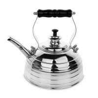 Чайник для плиты медный RICHMOND Beehive эдвардианской ручной работы, с хромированной отделкой 1,7 л RICHMOND NO.9