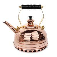 Чайник для газовой плиты медный RICHMOND Beehive эдвардианской ручной работы 1,7 л RICHMOND NO.10