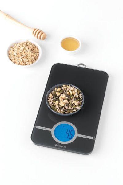 Весы кухонные Brabantia Tasty+ цифровые 122644