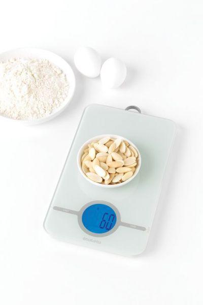 Весы кухонные Brabantia Tasty+ цифровые 560 г 122668