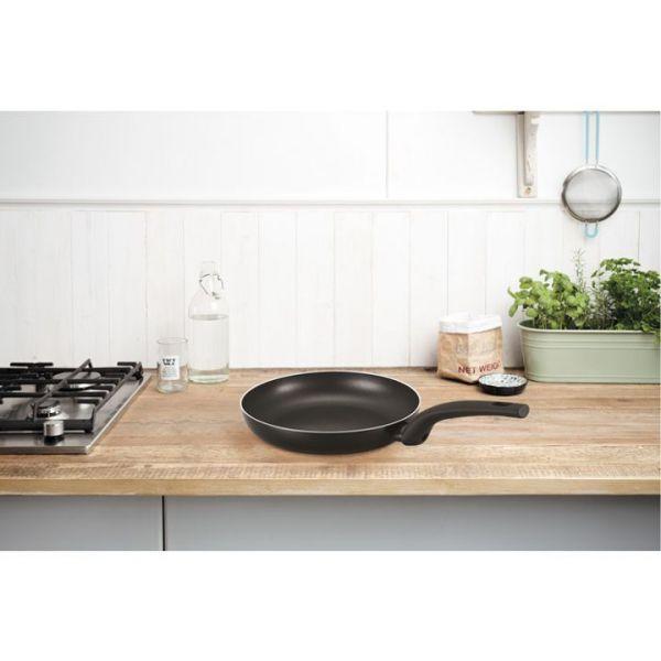 Сковорода Brabantia HEAT MATT BLACK 28 см 30003712