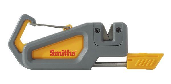 Карманная точилка  с огнивом и свистком Smiths 50638