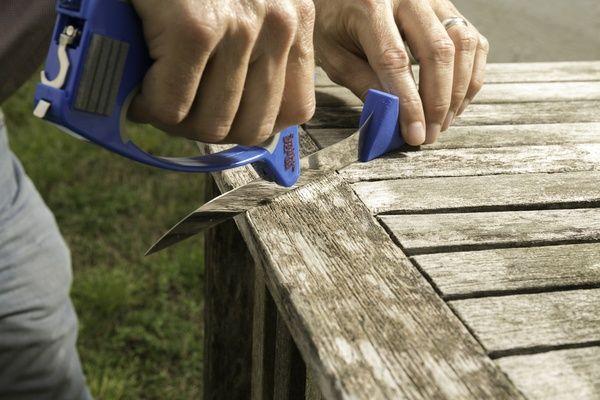 Точилка для филейных ножей и рыболовных крючков (весы, рулетка, ручка для записей) Smiths 50624