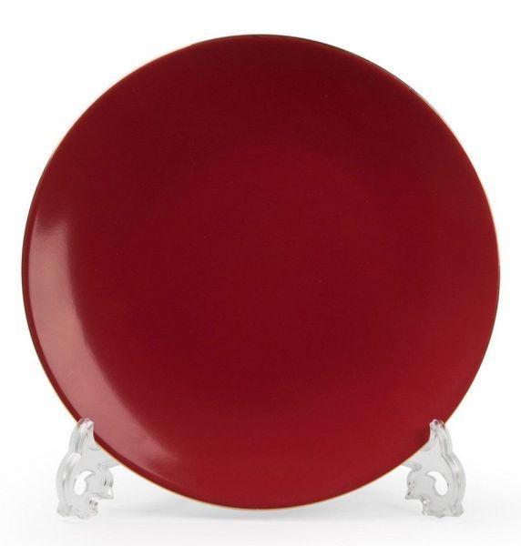 Набор дессертных тарелок Tunisie Porcelaine Monalisa 6 шт 21 см фарфоровый 729106 3125