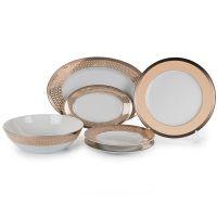Сервиз столовый Tunisie Porcelaine Tanit 21 предмет 5309223 1489