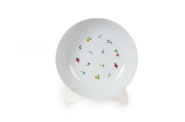 Тарелка Tunisie Porcelaine Английский сад 21 см глубокая 5500221 2466