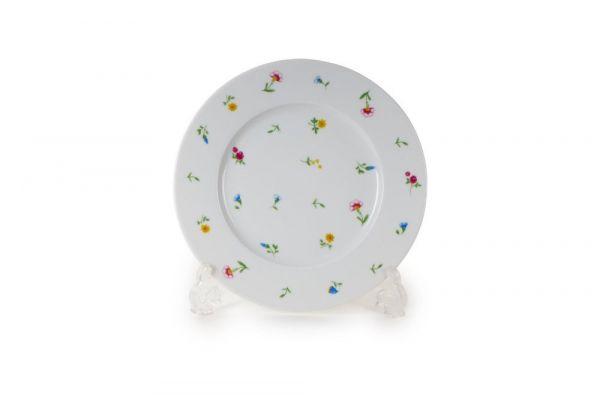 Тарелка десертная Tunisie Porcelaine Английский сад 21 см 6100121 2466