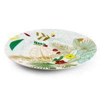 Тарелка десертная Tunisie Porcelaine Остров 22 см 5300122 2370