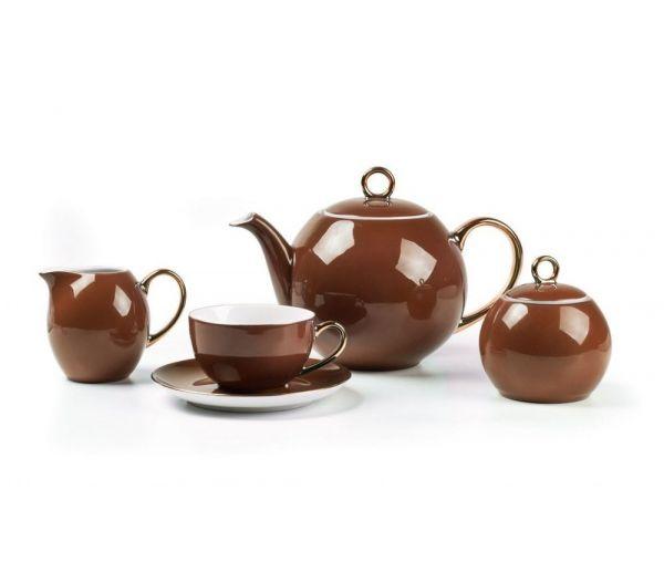 Чайный сервиз Tunisie Porcelaine Monalisa 15 предметов материал фарфор 559511 3126