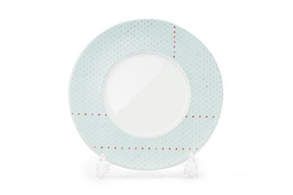 Тарелка Tunisie Porcelaine Isis «Малина» 23 см 830123 2255