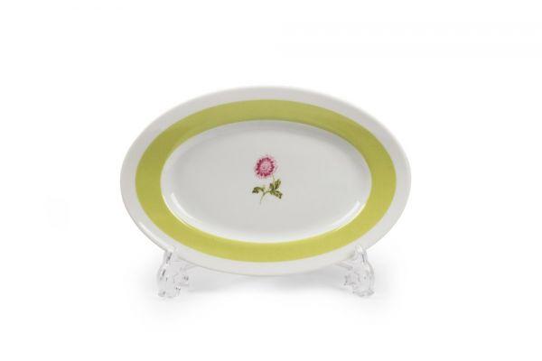 Блюдо Tunisie Porcelaine Cocooning овальное 24 см 5301824 2375