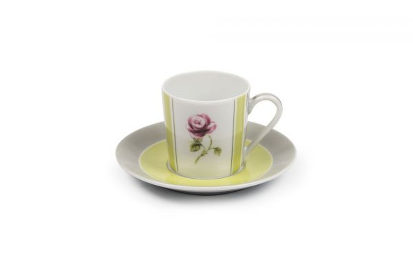 Кофейная пара Tunisie Porcelaine Cocooning 110 мл 5303512 2375