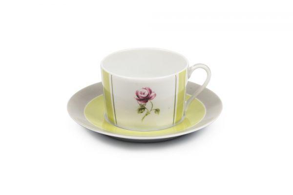 Чайная пара Tunisie Porcelaine Cocooning 220 мл 5303522 2375