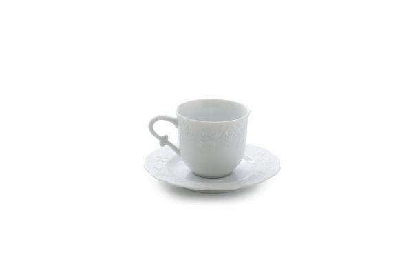 Кофейная пара Tunisie Porcelaine Vendange Mat 100 мл 3103510