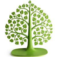 Подставка для украшений Bodhi «Дерево» зеленое QL10173-GN
