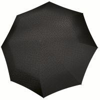 Зонт-автомат pocket duomatic signature black hot print Reisenthel RR7058
