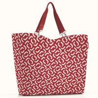 Сумка shopper xl signature red ZU3070