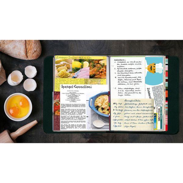 Книга для рецептов remember, micro stripes tt10