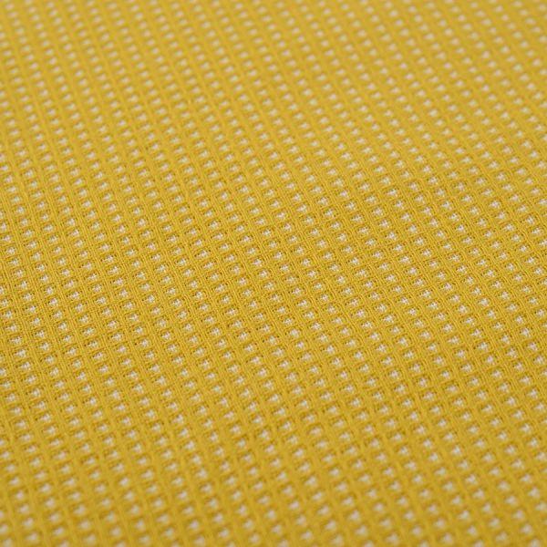 Полотенце кухонное вафельное горчичного цвета из коллекции essential TK20-TT0002