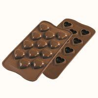 Форма для приготовления конфет my love силиконовая 22.148.77.0065