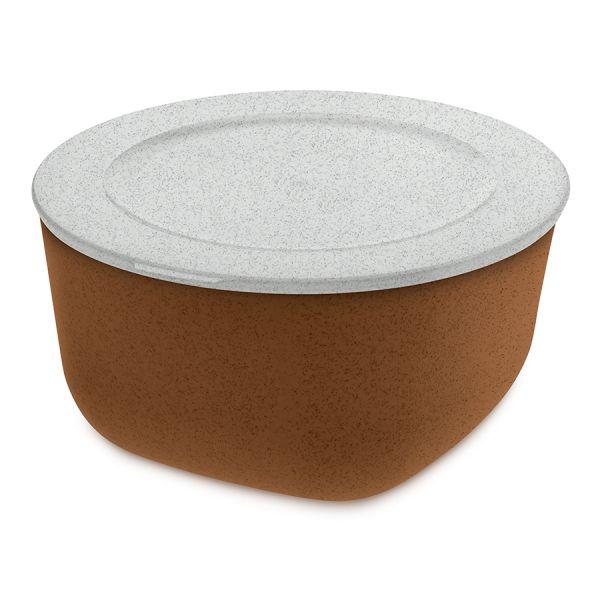 Контейнер для хранения продуктов connect l organic 2 л коричневый 3871674