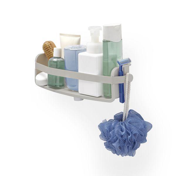 Органайзер для ванной flex gel-lock серый 1004001-918