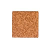 Подстаканник LINDDNA HIPPO светло-коричневый квадратный 10x10 см 990024