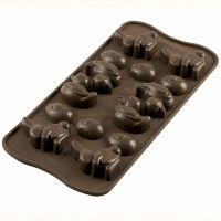 Форма для приготовления конфет easter силиконовая 22.105.77.0065