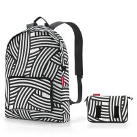 Рюкзак складной mini maxi zebra AP1032