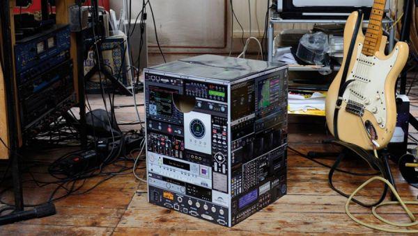 Табурет картонный сборный Powerboost PH25