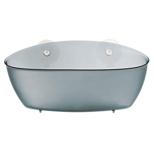 Органайзер настенный splash transparent grey 5240540