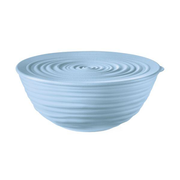 Миска с крышкой tierra 18 см голубая 175003157