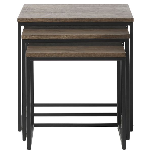 Набор столиков unique furniture, rivoli, 3 шт. 43383020