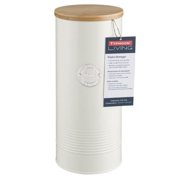 Емкость для хранения пасты Living кремовая 2,5 л 1401.745V