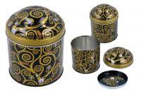 Банка для чая Древо жизни (Г.Климт) Carmani CAR007-2103
