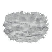Плафон eos micro, светло-серый, d22, 16 см 2123