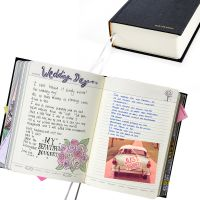 Дневник для двоих Our life story черный SK OURLIFESTORY1