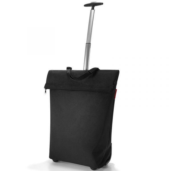 Сумка-тележка Trolley M black NT7003