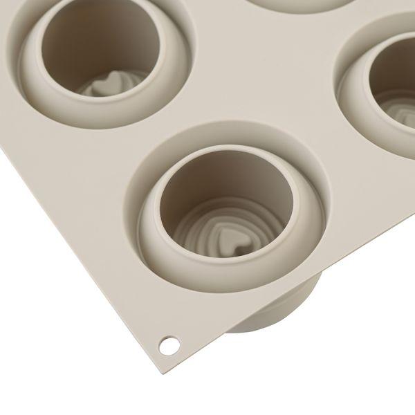 Форма для приготовления пирожных coccola 18 х 34 см силиконовая