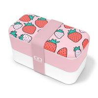 Ланч-бокс mb original strawberry 1200 42 140