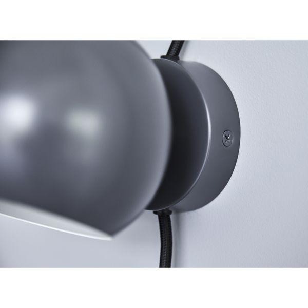 Лампа настенная ball, ?12 см, белая матовая 475066011