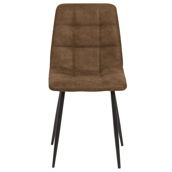 Стул berg, chili, 50х46х88 см, коричневый BECH-CHPK02
