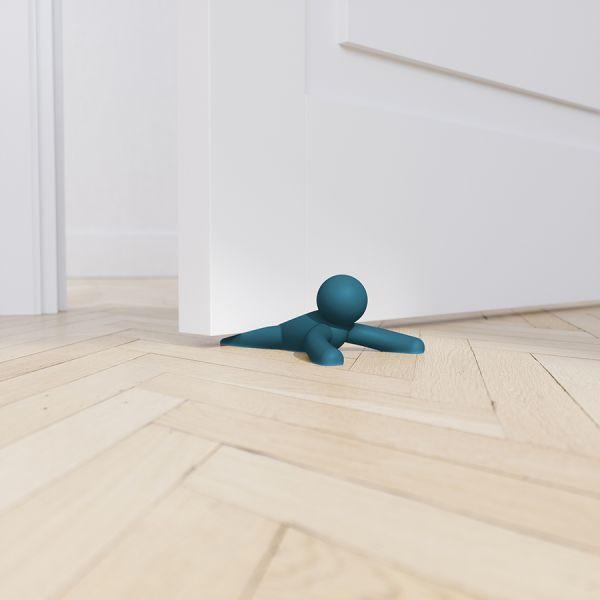 Набор из 2 дверных стопперов buddy синий 1013767-1163