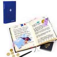 Журнал путешественника My travel синий SK MYTRAVEL1
