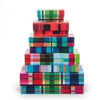 Набор подарочных коробок Zigzag bx05