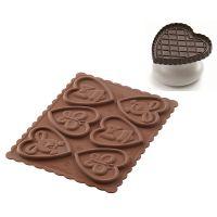 Форма для приготовления печенья lovely easter slim силиконовая 22.175.77.0165
