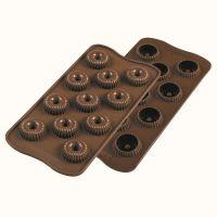 Форма для приготовления конфет choco crown 11 х 24 см силиконовая 22.149.77.0065